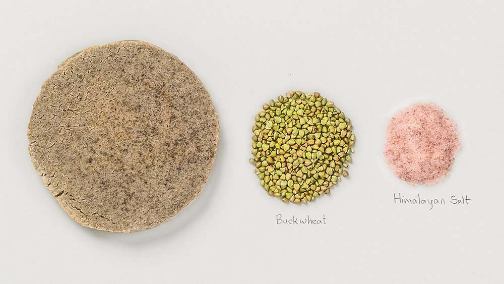 Buckwheat ingredients