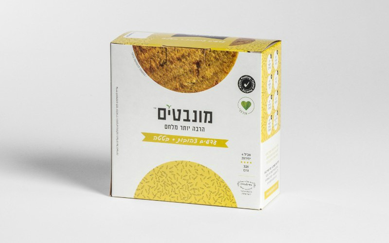 yellow lentils sweet potato package